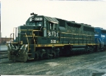 The Seaboard/SCL heritage of this unit is plain to see at the East End of Oak Island