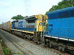 CSX 7625 on train Q210