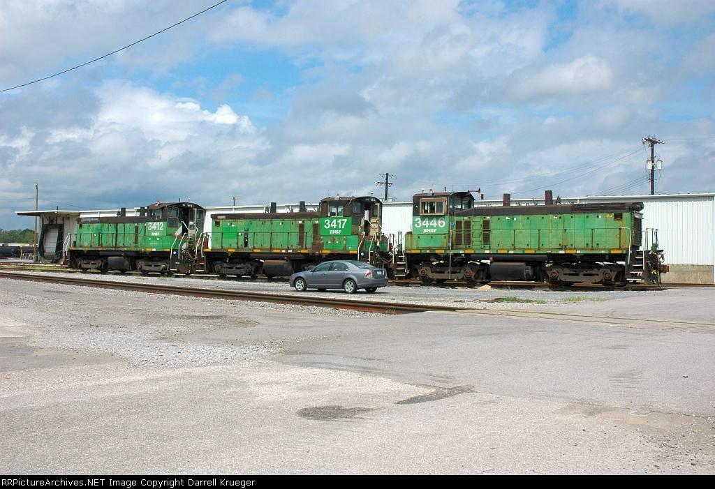 BNSF 3446