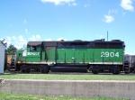 BNSF 2904