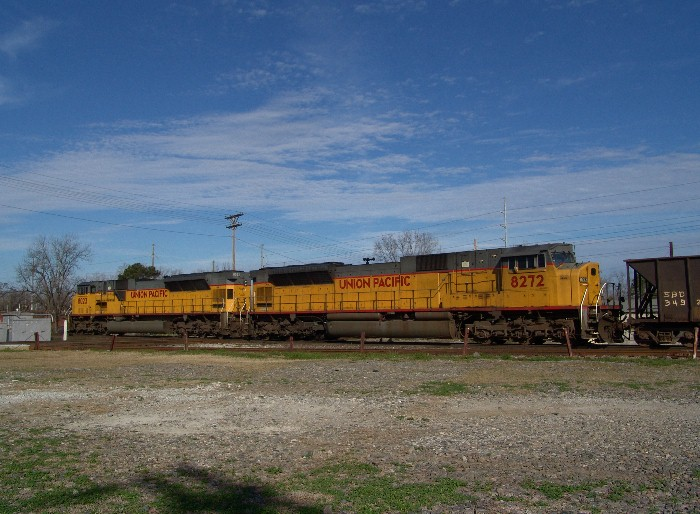 UP 8023 & UP 8272