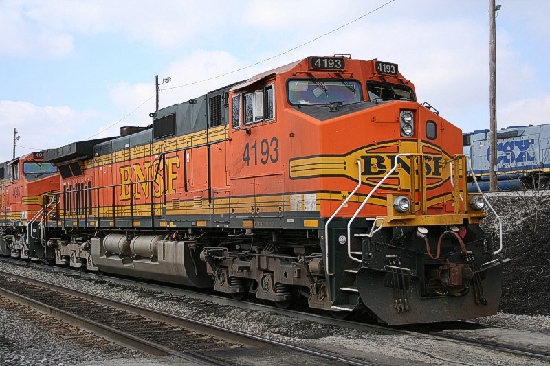 BNSF 4193