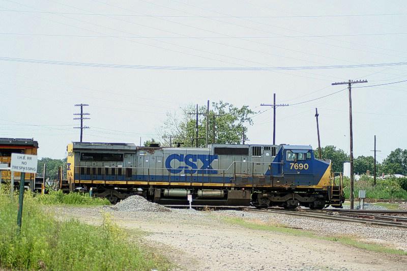 CSX 7690