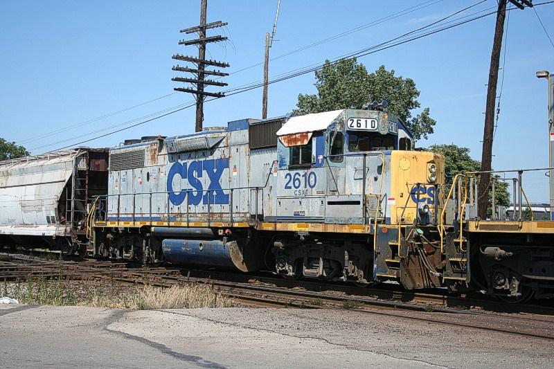 CSX 2610