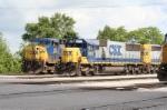 CSX 8537