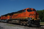 Here's a second shot of BNSF ES44AC 6121