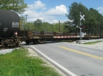 C & O Rail Hauler in 2009
