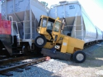 Crushed Trackmobile 3