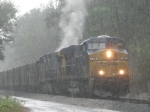 Progress Energy Coal w/DPU CSX 786