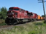 CP 8721 at Mile 91 Galt Sub.