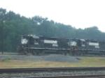 NS locos pulling power