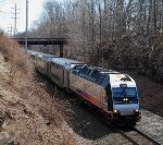 "NJT's Train 5175 ""One-Seat Service to NYC' slows to stop at 2:09"