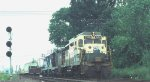 CR 2170 (ex-RDG 3602) leads a mixed freight east @ MP 36