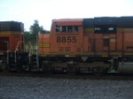 BNSF 8855