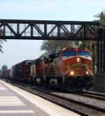 BNSF Manifest coming through Fullerton