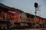 BNSF 948 Closeup