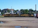 Manifest Train Slowly Resumes its Trip to Iowa