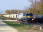 ICE 6439 and a Leaser Slowly Lead Freight
