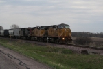 A Southbound Mixed Freight on its Way to Sioux City