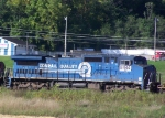 NS 8444 in All its Conrail Glory