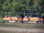 BNSF 7739 Must be One of the Last Newly Ordered Locomotives to Garner the H2 Paint Scheme