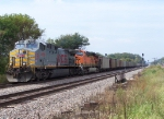 Eastbound Coal Train - An Unusual Sight on this Subdivision