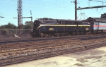 NJT 4883 at Frankford Junction