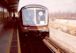 "Boeing ""SOAC"" State of the art car tests on PATCO"