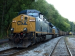CSX 782 and 765 on Pusher duty.