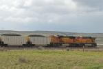 BNSF eastbound DPUs
