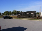 EMD SD40-2 and Chevy Monte Carlo, two GM products