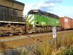 BNSF 8015
