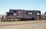 IC 6016 at Mc Duffie Is. coal terminal