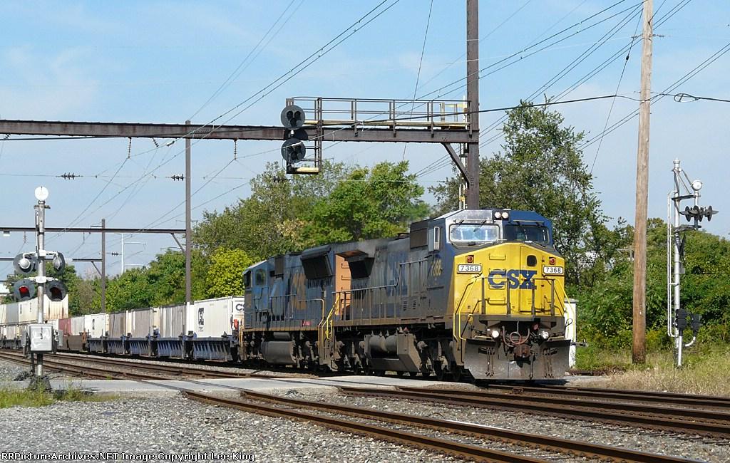 CSX 7368 Q190-21