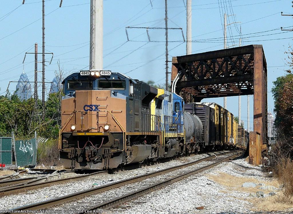 CSX 4845 Q405-23