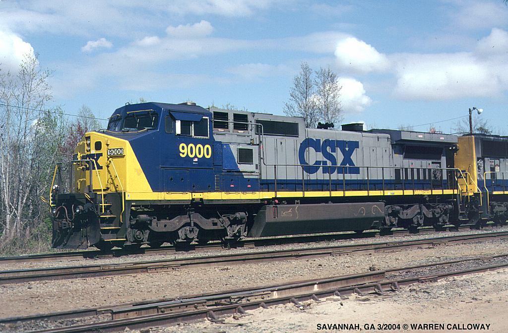 CSX 9000