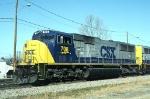 CSX 708