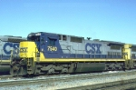 CSX 7540
