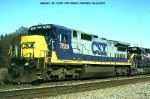 CSX 7629