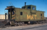 MKT Caboose 210, Knoche Yard