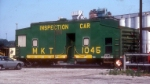 MKT 1045 Track Inspection Car