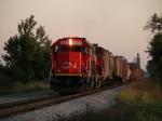Northbound CN Local