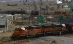 BNSF on UP