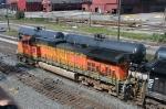 BNSF 4530