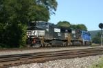NS 9699 runs light downhill