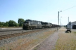 NS 7504 heads for Cleveland
