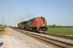 CN 2517 heads to Columbus on the NS