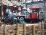 Cliff's Amusement Park's Rio Grande Railroad 4-2-4 #1863