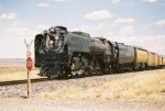 UP 844 on the New Mexico Heritage Tour