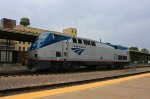 AMTK 202 set out for Empire Builder #8-21